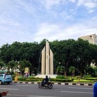 Monumen Bambu Runcing Monument Landmark Surabaya Photo Yanuar 1 6