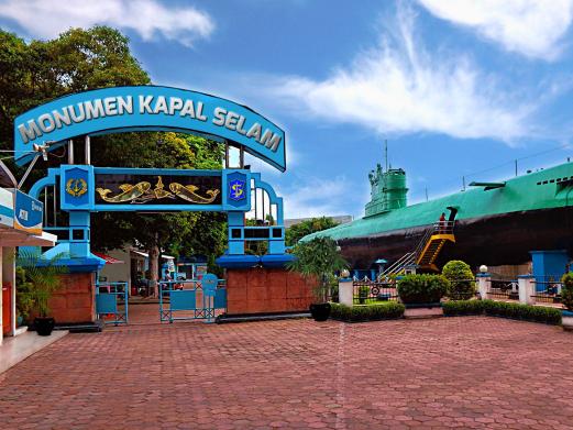 10 Gambar Monumen Kapal Selam Monkasel Surabaya Harga Tiket Masuk