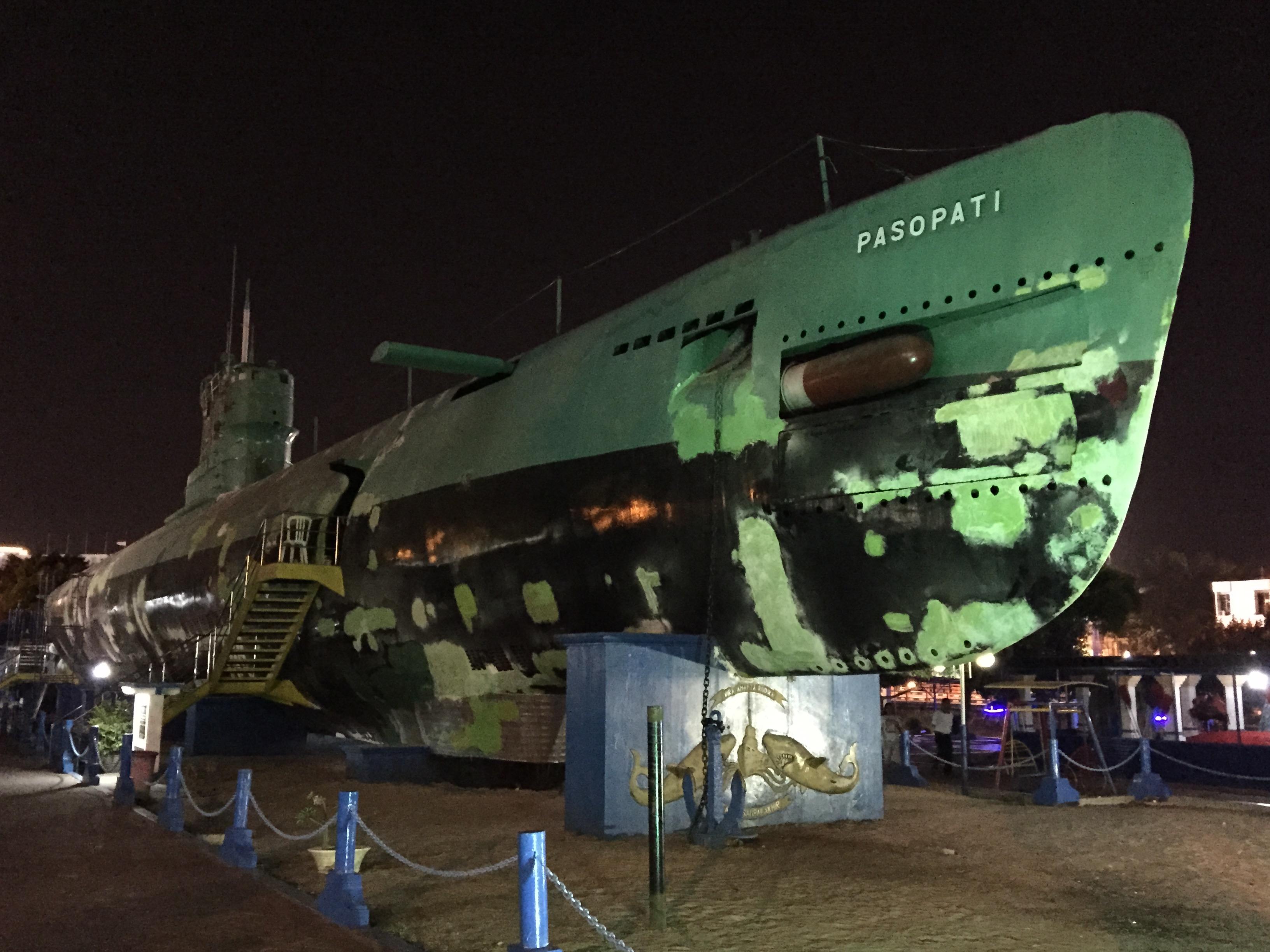 Cerita Dibalik Keberadaan Monumen Kapal Selam Surabaya Nunik Kri Pasopati