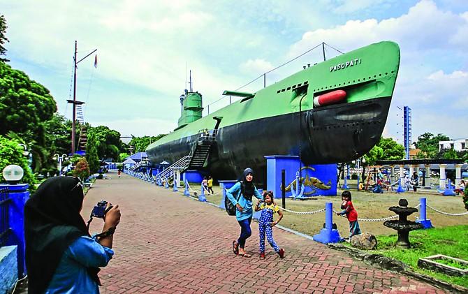 Destinasi Wisata Monumen Kapal Selam Pacitan Resmikan Tanggal 27 Juni