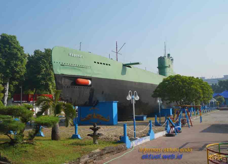Harga Tiket Masuk Monumen Kapal Selam Monkasel Surabaya Informasi Iya