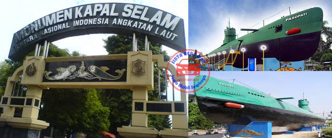 Info Obyek Wisata Monumen Kapal Selam Surabaya Mobil Sewa Kota