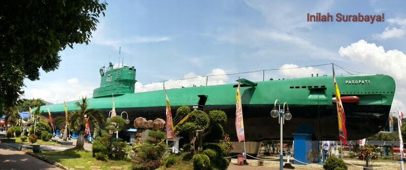 Inilah Surabaya Monumen Kapal Selam Monkasel Wisata Kota