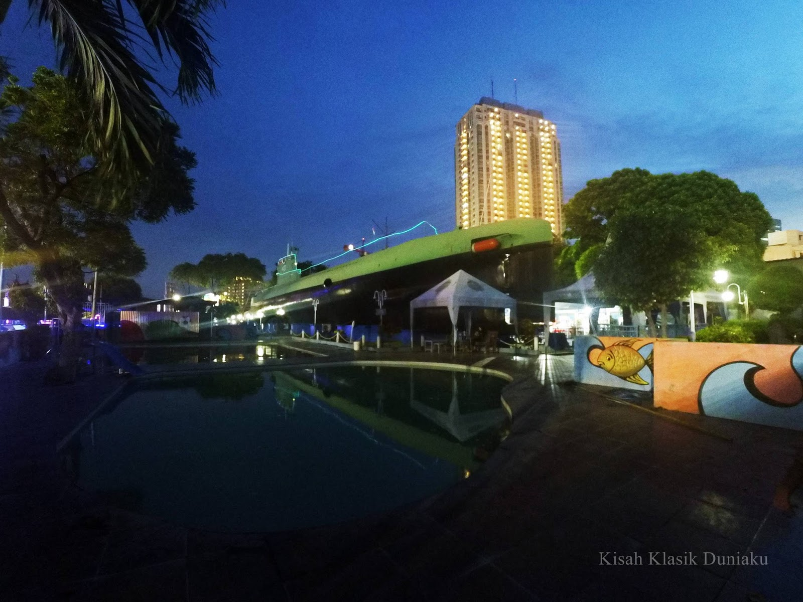 Kisah Klasik Duniaku Wisata Unik Surabaya Monkasel Aja Bilang Bikin