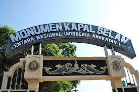 Monumen Kapal Selam Surabaya 1001wisata Biasanya Disingkat Monkasel Sebuah Museum