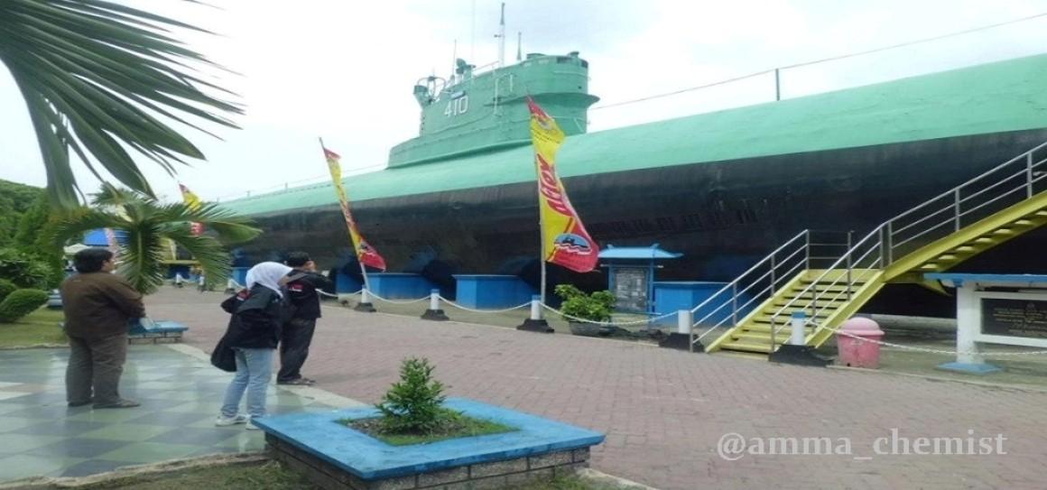 Surabaya Monkasel Wisata Sejarah Murah Meriah Hotel Kuliner Monumen Kapal
