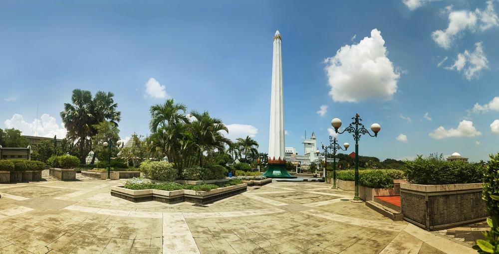 60 Tempat Wisata Surabaya Wajib Dikunjungi Waktu Liburan Monumen Tugu