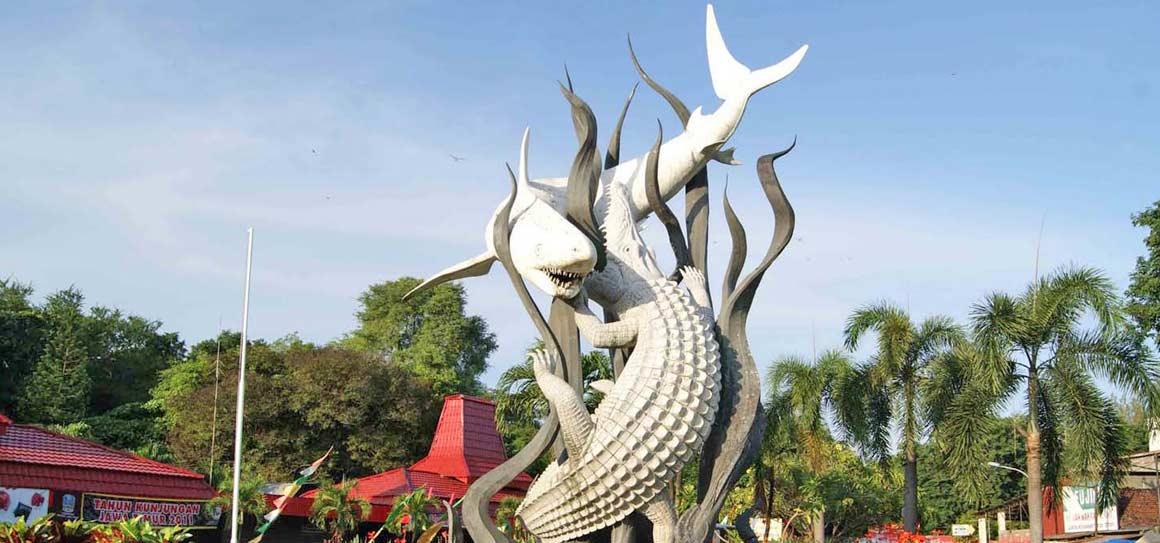 Surabaya Kota Pahlawan Indah Tempat Wisatanya Pahlawanku Wisata Monumen