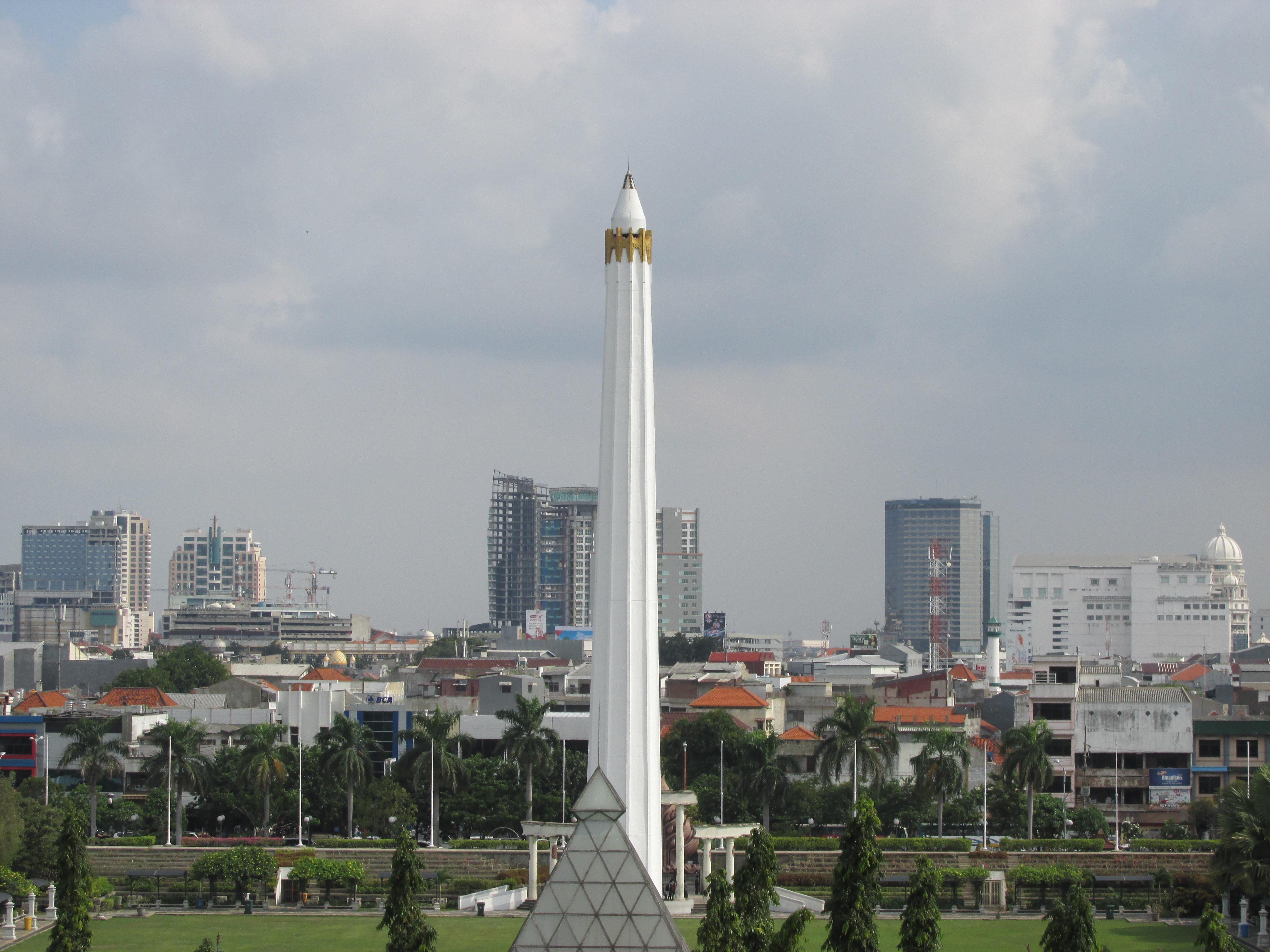 Surabaya Sih Monumen Tugu Pahlawan Wisata Kota