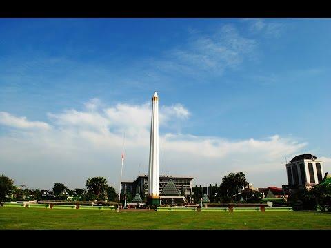 Tugu Pahlawan Surabaya City Heroes Youtube Wisata Monumen Kota