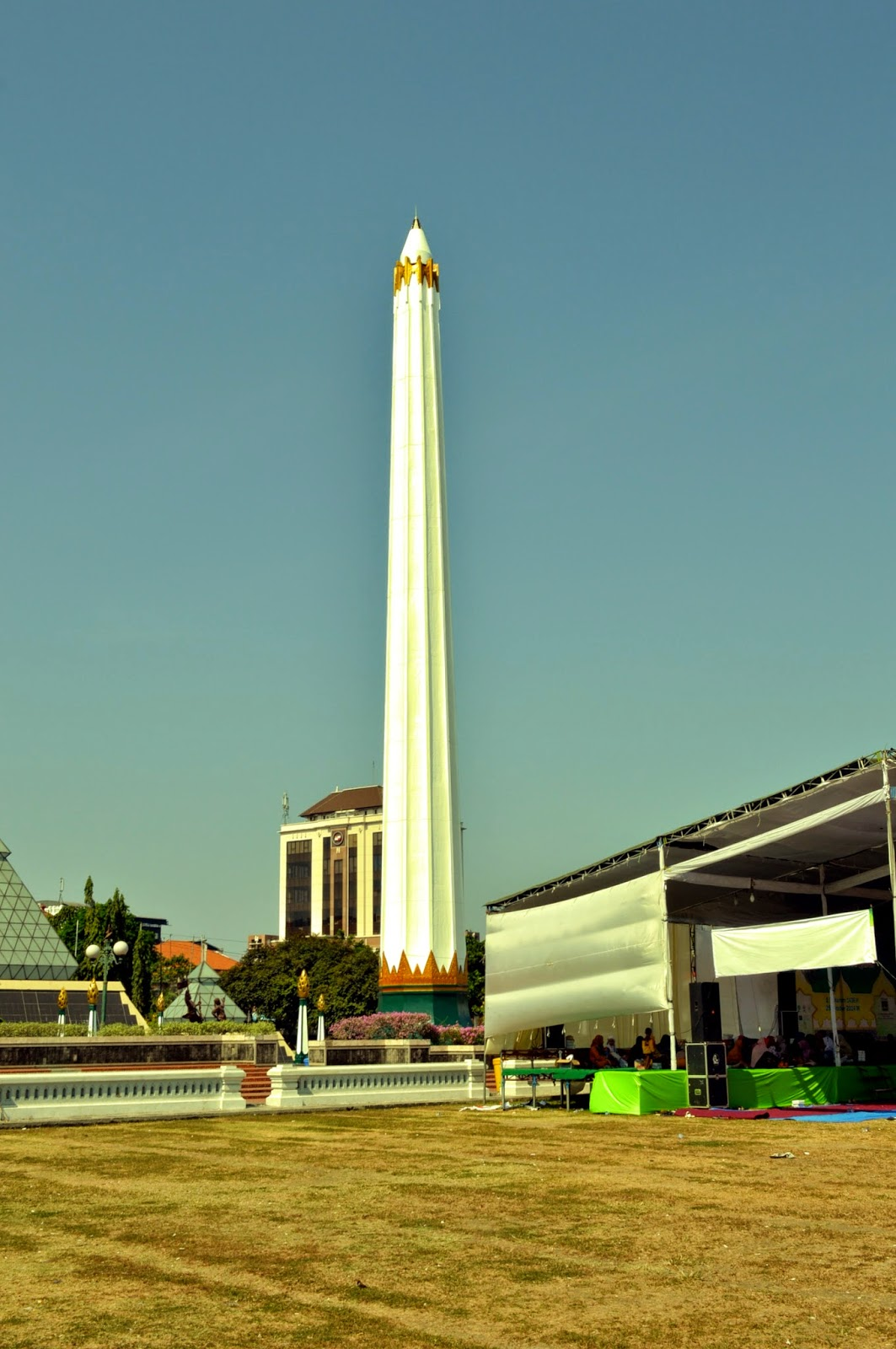 Untold Story 6 Surabaya Tugu Pahlawan Afdhol Tidak Mengunjungi Ikon