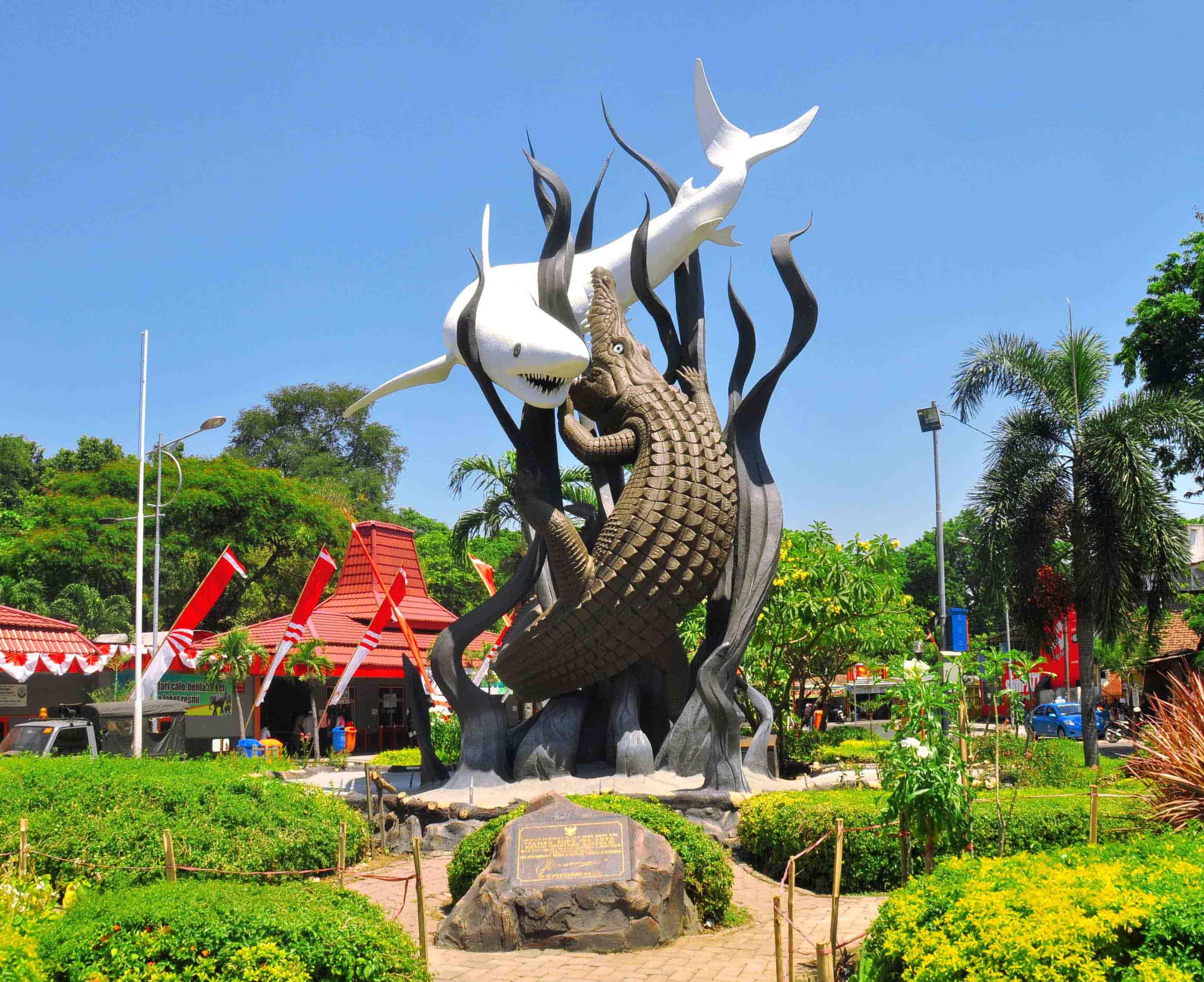 Wisata Murah Kota Pahlawan Surabaya Info Monumen