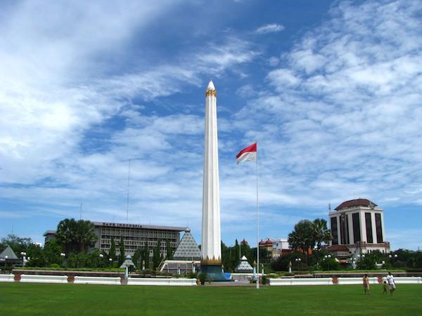 Wisata Tugu Pahlawan Surabaya Bernilai Sejarah Monumen Kota