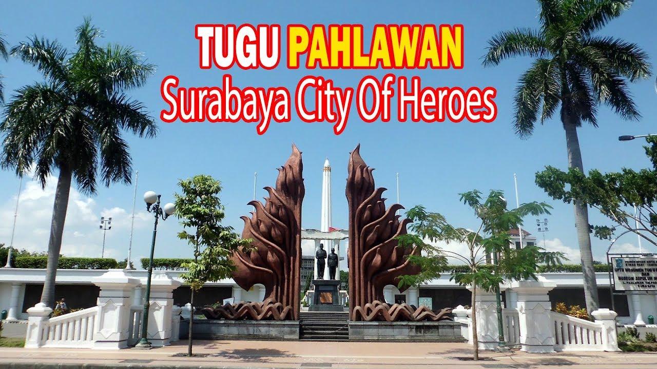 Wisata Tugu Pahlawan Surabaya City Heroes Museum Monumen Kota