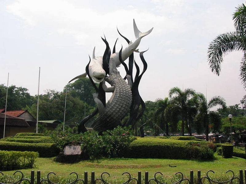 Wonderful Surabaya Direktori Wisata Sejarah Monumen Pahlawan Kota