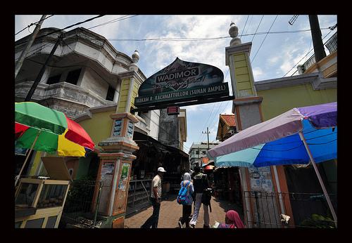 Writing Coffee Tempat Wisata Kota Pahlawan Surabaya Religi Ampel Sebuah