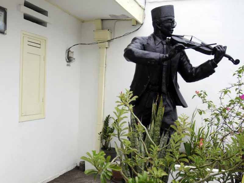 20 Obyek Wisata Surabaya Patut Dikunjungi Museum Soepratman Salah Satu