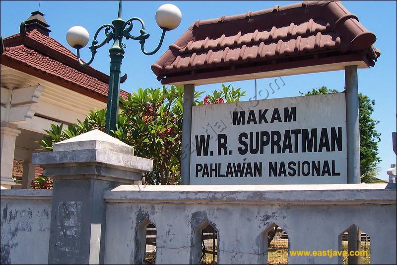 Galeri Foto Museum Wr Supratman Bersejarah Soepratman Preview Grave Wisata