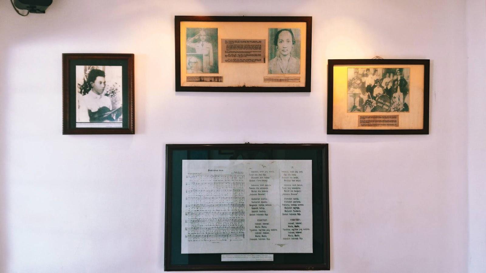 Iqbal Fauzan Museum Supratman Saksi Perjuangan Pemuda Penjaga Tersebut Memberitahu