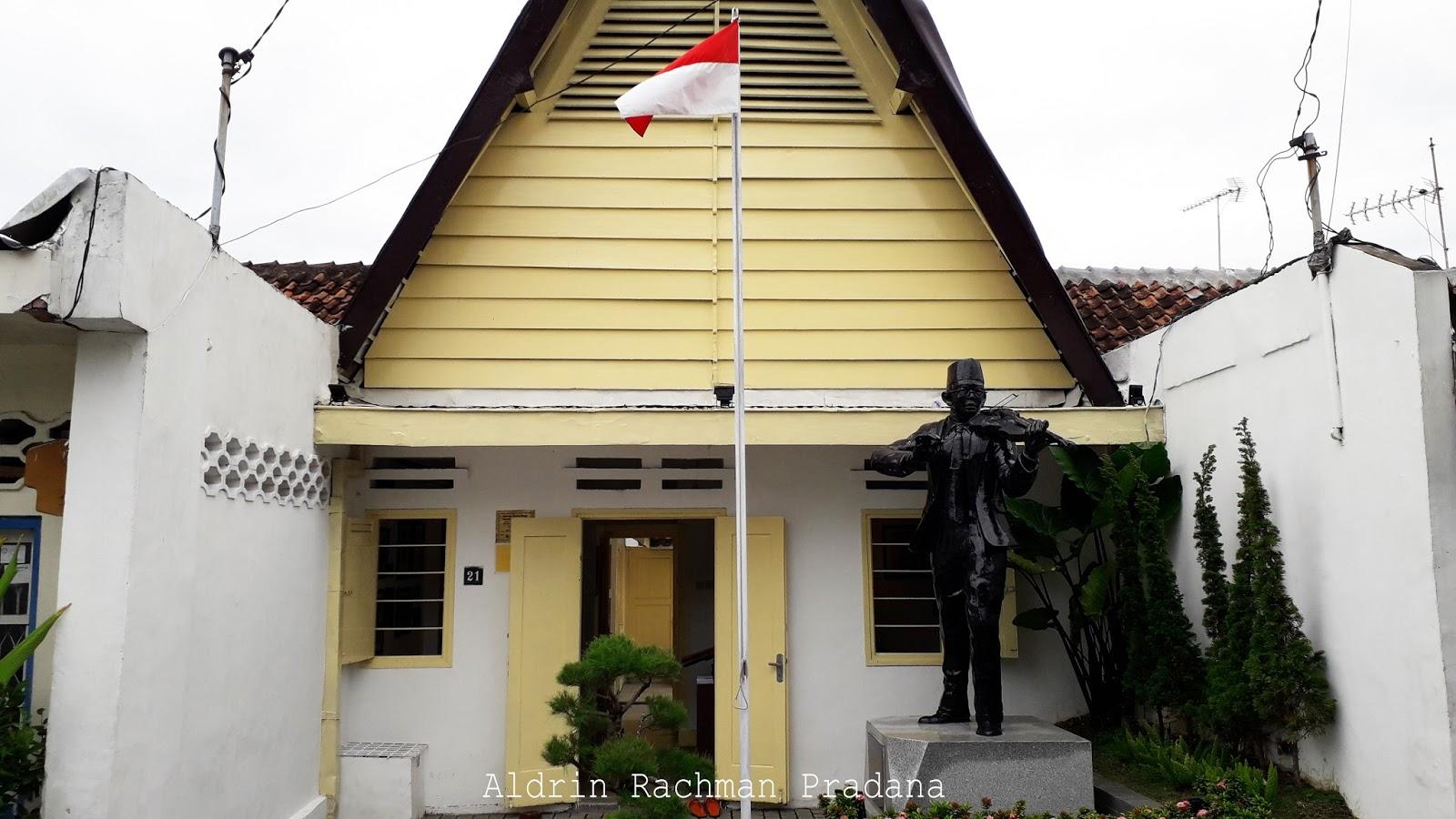Jalan Rumah Wr Supratman Surabaya Aldrin Rachman Pradana Salah Satu