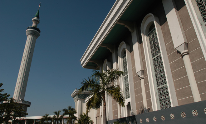 Majalah Scg Museum Makam Wr Soepratman Masjid Al Akbar Surabaya