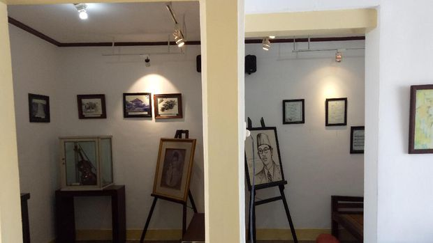 Melihat Rumah Wafat Wr Soepratman Surabaya Benda Peninggalan Wisata Museum
