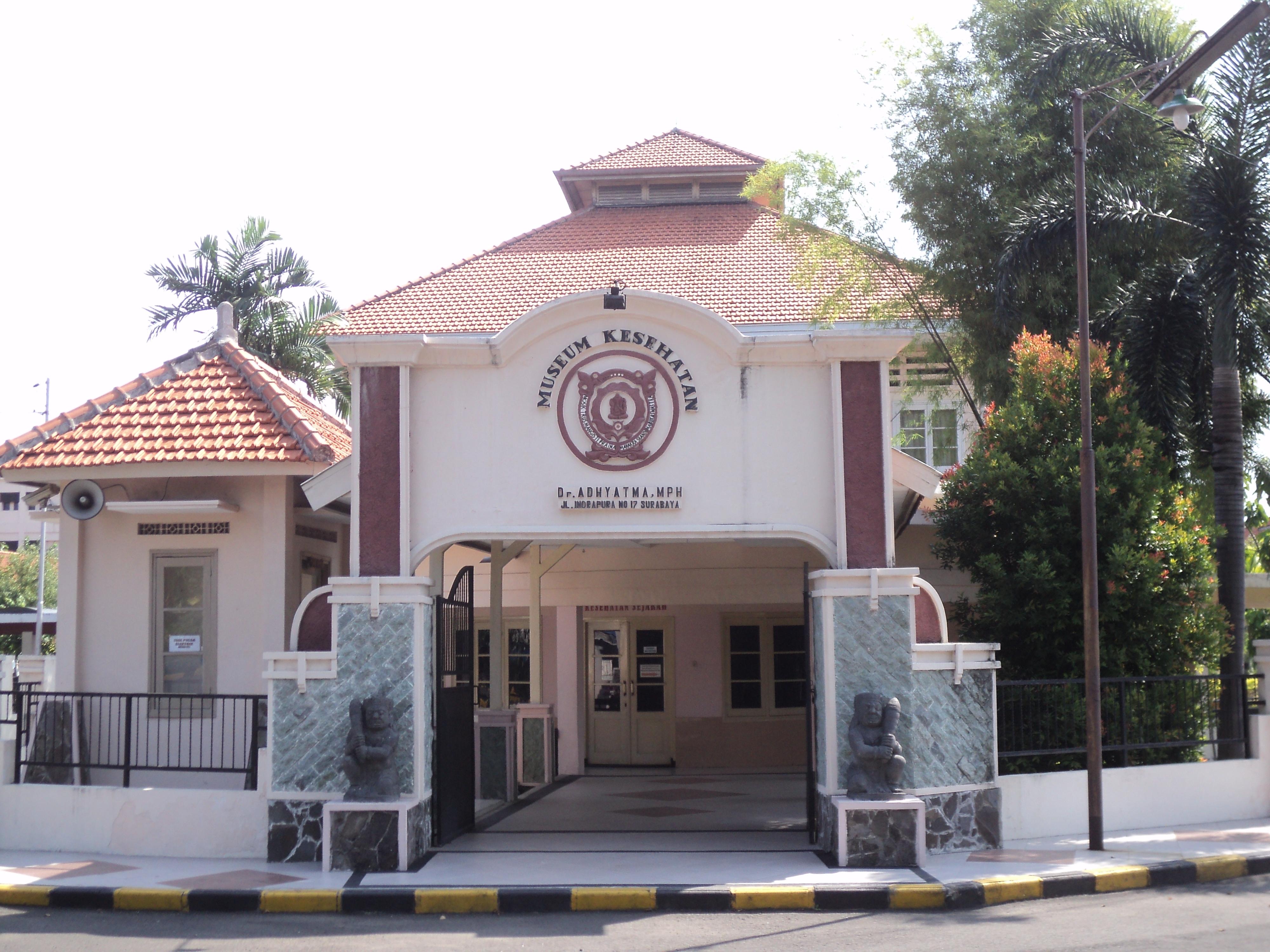 Museum Pesona Wisata Surabaya Kesehatan Wr Soepratman Kota