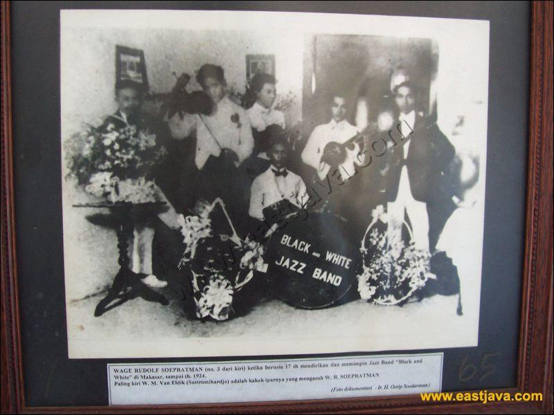 Museum Wr Supratman Bersejarah Tempat Pencipta Lagu Soepratman Wage Rudolf