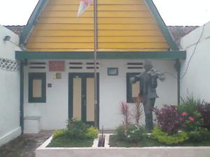Museum Wr Supratman Pesona Wisata Surabaya Rumah Wafat Nama Lengkap