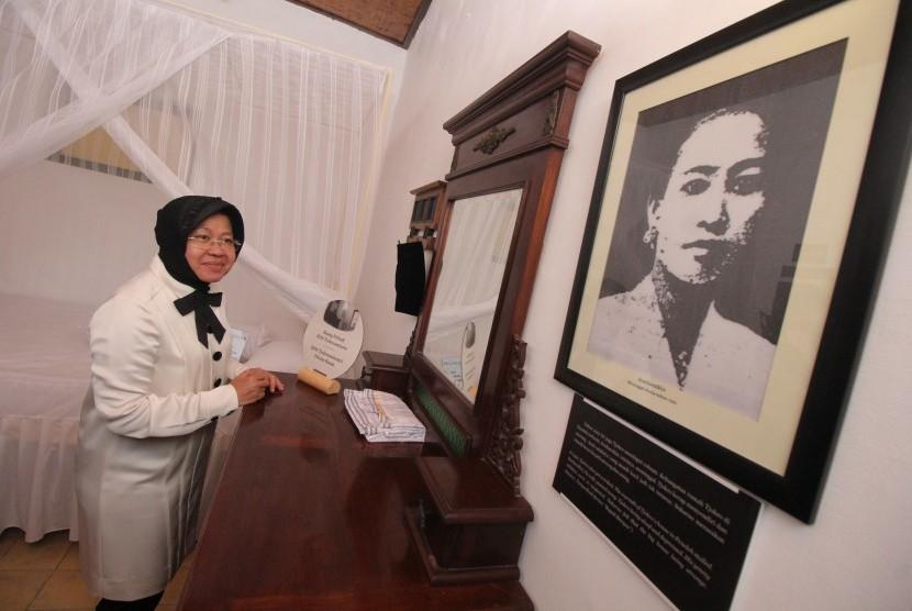 Risma Museum Hos Tjokroaminoto Jadi Aset Wisata Surabaya Wali Kota
