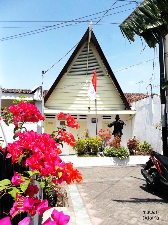 Sulitnya Mengunjungi Museum Wr Soepratman Oleh Mawan Sidarta Bougenville Wisata