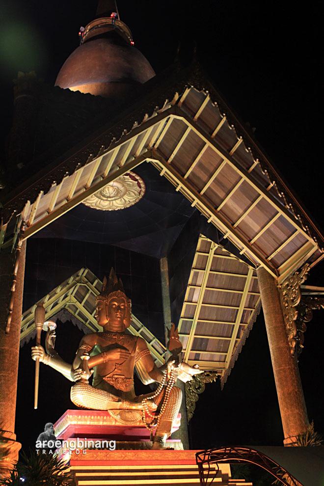 Buddha 3 Jpg Patung Empat Wajah Kenjeran Surabaya Wisata Kota