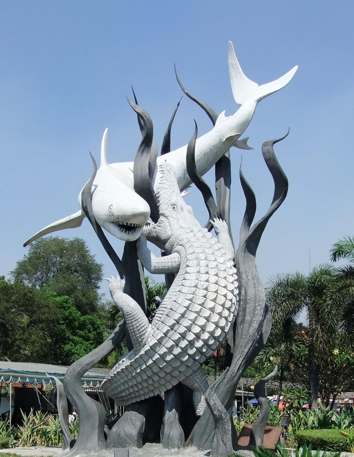 Daftar Lengkap Nama Tempat Wisata Surabaya Terkenal 2018 Check Ya