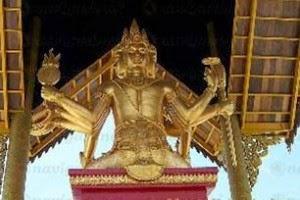 Destinasi Wisata Surabaya Patung Budha Empat Muka Image Source Potlot