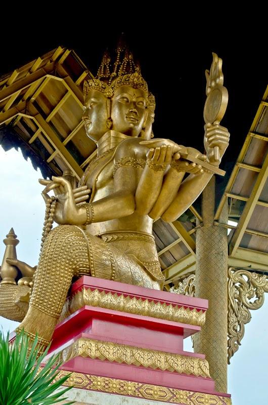 Destinasi Wisata Surabaya Patung Budha Empat Muka Image Source Rkasala