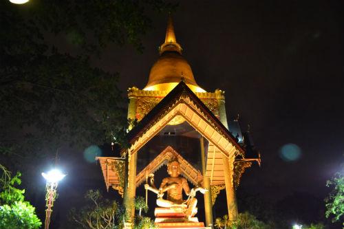 Indah Megahnya Patung Maha Brahma Surabaya Oleh Heri Agung Wisata