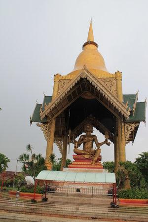 Patung Dewi Kwan Im Dewa 4 Muka Ulasan Vihara Sanggar