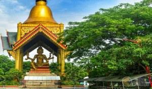 Pesona Thailand Patung Budha 4 Wajah Surabaya Kabar Sudahkah Melihat