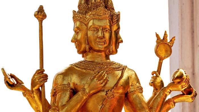 Sua Buddha Catur Rupa Surabaya Tisarana Net Wisata Patung Empat