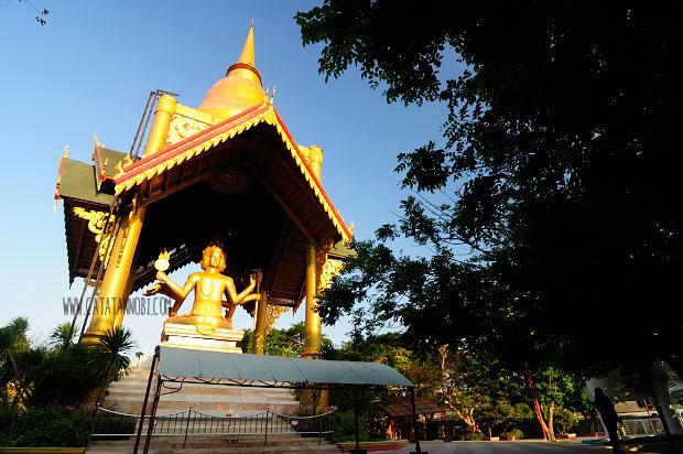 Thailand Kecil Kuil Dewa 4 Wajah Surabaya Catatan Nobi Diberi