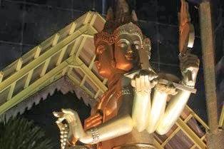 Wisata Religi Patung Budha Empat Wajah Informasi Travelling Buddha Kota