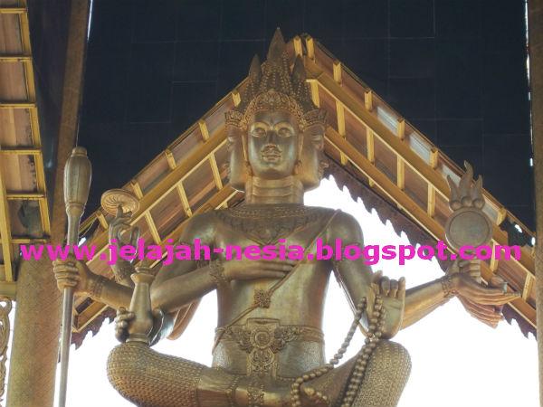 Www Jelajah Nesia Blogspot Patung Budha Empat Wajah Surabaya Begitulah