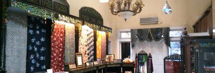 3 Destinasi Wisata Surabaya Unik Wajib Kunjungi Rumah Batik Kota