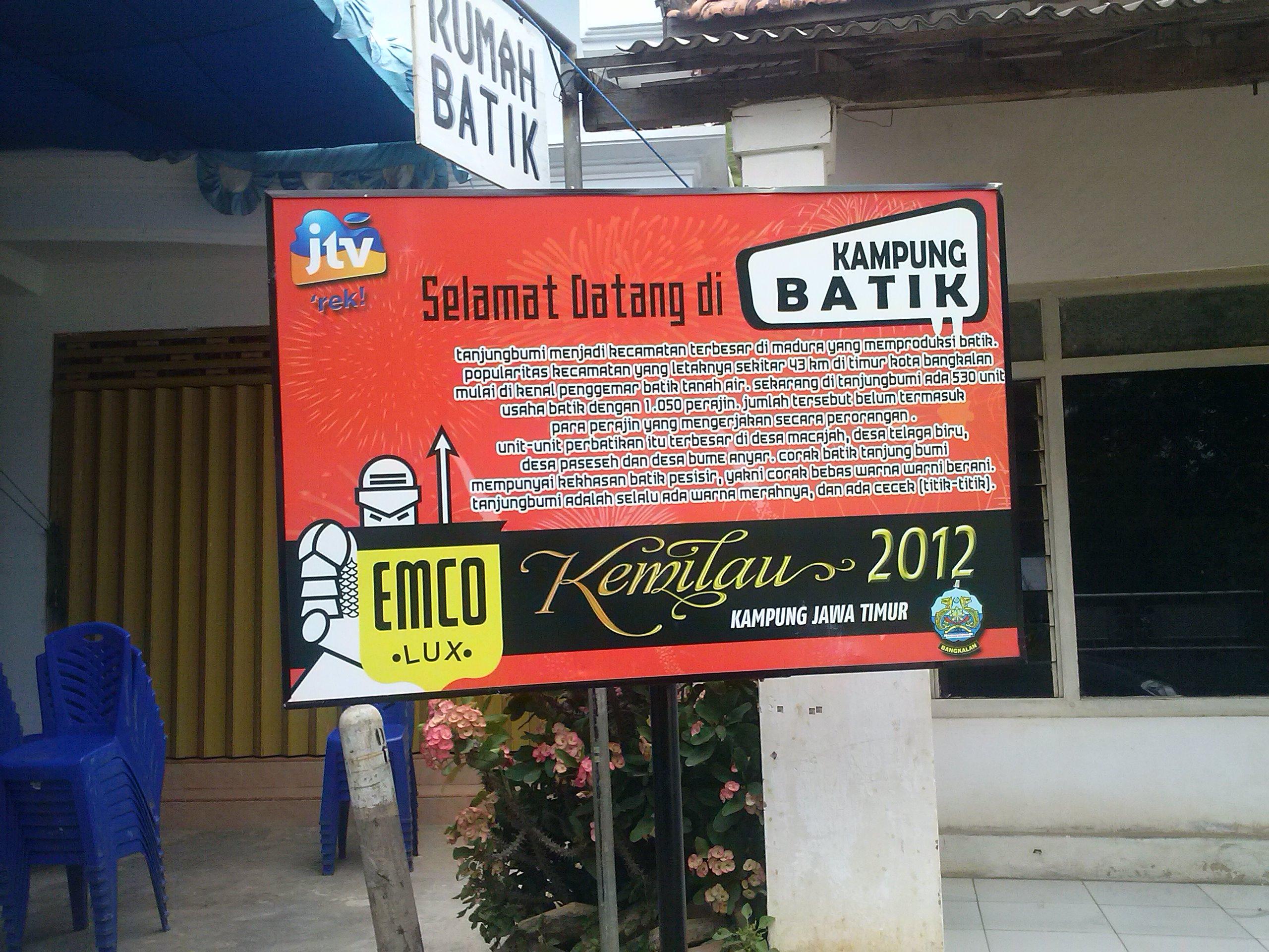 Berburu Batik Madura Odyssey Kampung 2 1 Wisata Rumah Kota