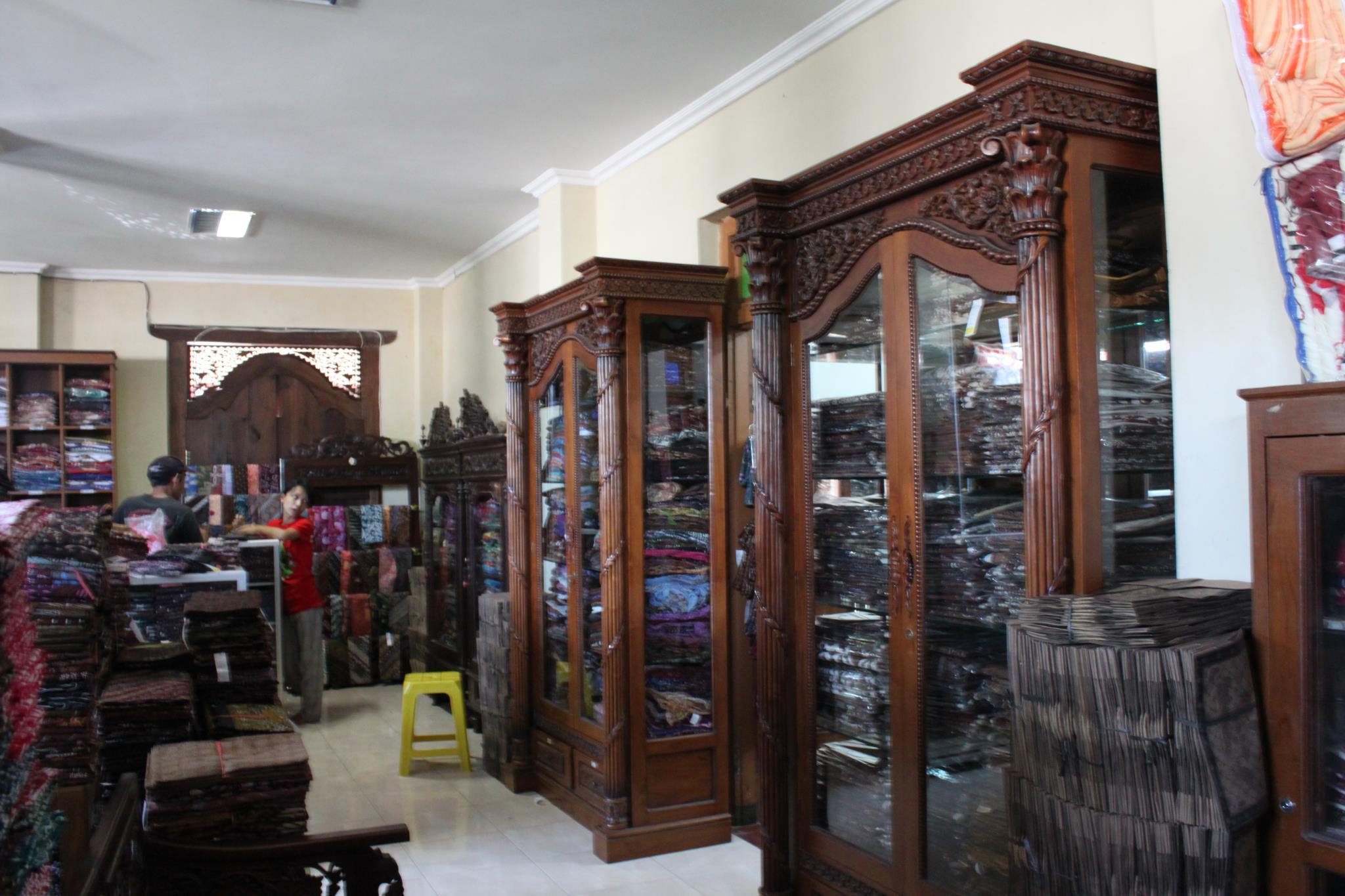 Berburu Batik Sentra Wijirejo Pandak Bantul Wisata Rumah Kota Surabaya