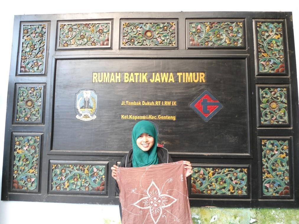 Berwisata Menuju Rumah Batik Jawa Timur Informasi Tempat Wisata Margorejo