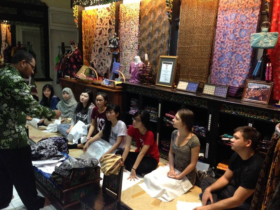 Rumah Batik Jawa Timur Wisata Edukasi Terlengkap Lihat Id Kursus