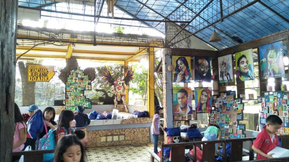 Jurank Doank Tempat Berbagi Berlibur Kalangan Kandank Jurang Kota Tangerang