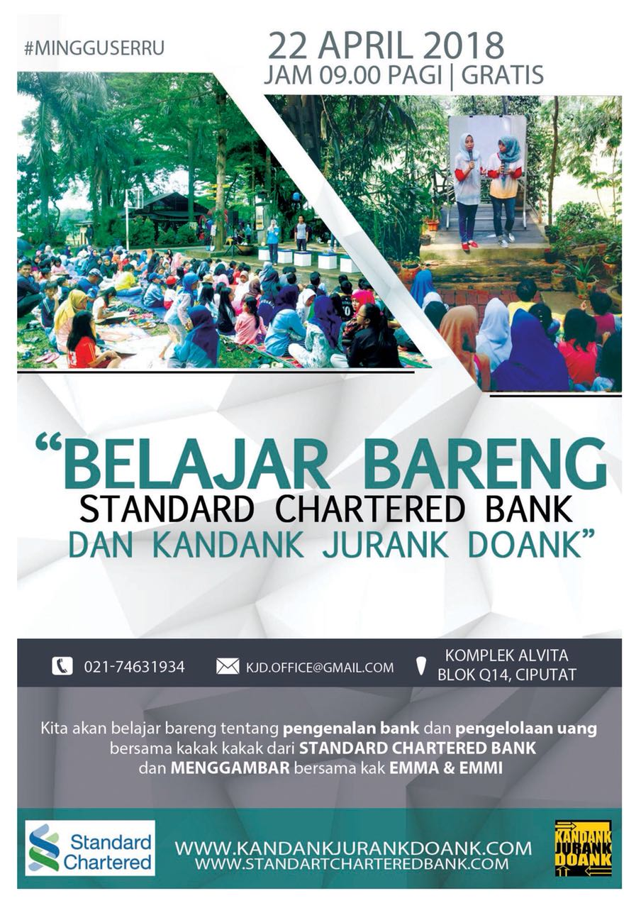 Situs Kebutuhan Event Yuk Terbaru Minggu Seru Info Kandank Jurang