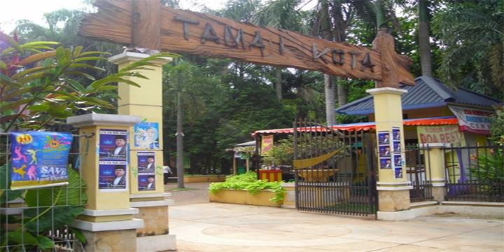 Wisata Info Tangsel Taman Kota Ii Kandank Jurang Doank Tangerang